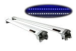 Finnex Ray II Ultra Slim LED DB - 10000k + Actinics: 12